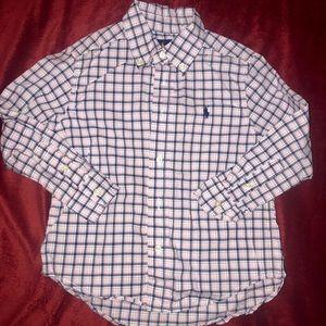 Boy Ralph Lauren Button Down